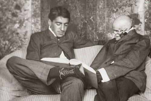 Gregorio Marañón estudiante, 1909. Fundación José Ortega y Gasset-Gregorio Marañón.