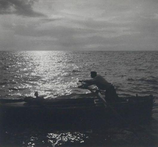 Row Boat (c. 1930) - Rudolf Koppitz